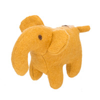 Elephant Woolie Dog Toy