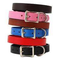 Town Collection Leather Collars
