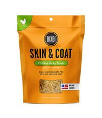 Skin & Coat Jerky Dog Treats