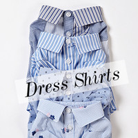 Louisdog Dress Shirts