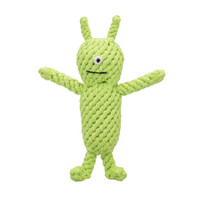 Norman the Alien Rope Dog Toy