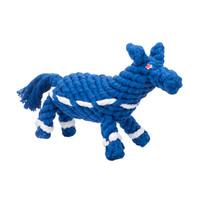 Democrat Donkey Rope Dog Toy