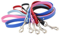Dover Court Leather Leashes