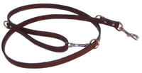 Multi-Functional Leather Leashes