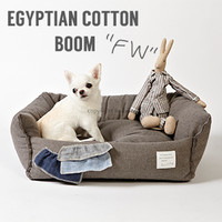 Louisdog FW Egyptian Cotton Boom Bed