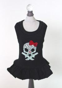 Molly Skull Dog Dress
