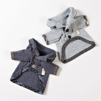 Louisdog Organic Button Jacket