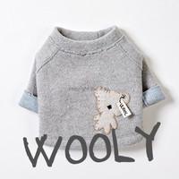 Louisdog Wooly Bear Tee