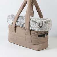 Louisdog Fur Viva Bag