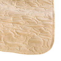 Tan Waterwoof Dog Pad