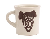 Cuppa This Cuppa That®  I Love My Dog Mug