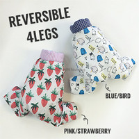 Louisdog Reversible 4 Legs Jumpsuit