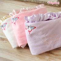 Wooflink Butterfly Blanket