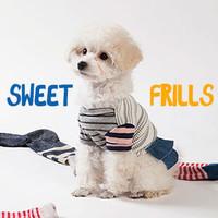 Louisdog Sweet Frills Tee