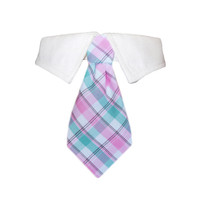 Brooks Tie Shirt Collar