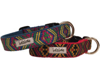 Cotton Navajo Collar & Lead