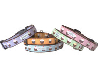 Cupcakes Collar & Lead