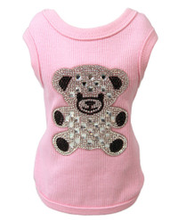 Teddy Bear Dog Tank