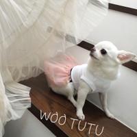 Louisdog Woo Tutu