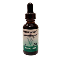 Animal Essentials Tincture - Hemp Leaf By Veterinarian's Apawthecary