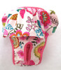 Happy Flowers - Pink Binding