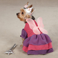 Fairy Princess Dog Costume (LAST ONE!)
