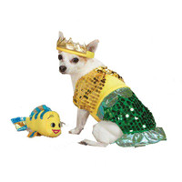 Lil Furmaid Dog Costume