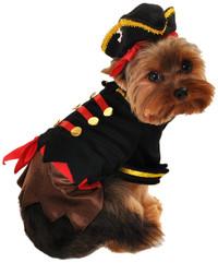 Buccaneer Pirate Dog Costume (LAST ONE!)