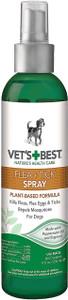 Natural Flea + Tick Spray