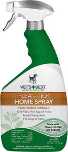 Natural Flea + Tick Home Spray