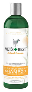 Flea Itch Relief Shampoo