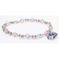 Oscar Newman Frosted Grape Necklace