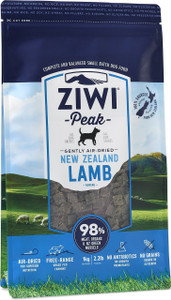 Air-Dried Lamb Dog Food