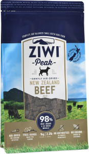 Air-Dried Beef Dog Food