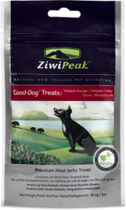 Good Dog Rewards Venison Dog Treats
