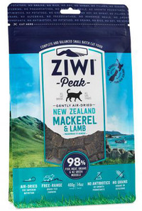 Air-Dried Mackerel & Lamb Cat Food