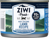 Moist Lamb Canned Cat Food