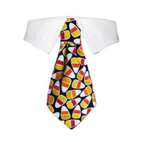 Autumn Shirt Tie Collar