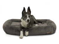 Mink Memory Foam Cuddler Dog Bed