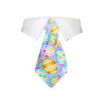 Easter Shirt Tie Collar