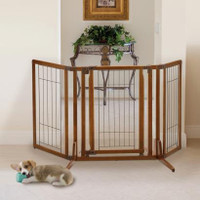 Premium Plus Freestanding Gate