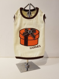 Hairmes Round Gift Box Tank