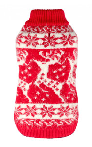 Feathersoft Reindeer Sweater