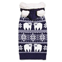 Elements Polar Bear Hood Sweater