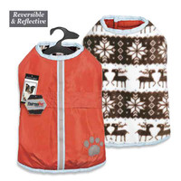 ThermaPet Forest Friends Thermal Nor'easter Coat