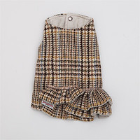 Louisdog Sand Tweed Coat