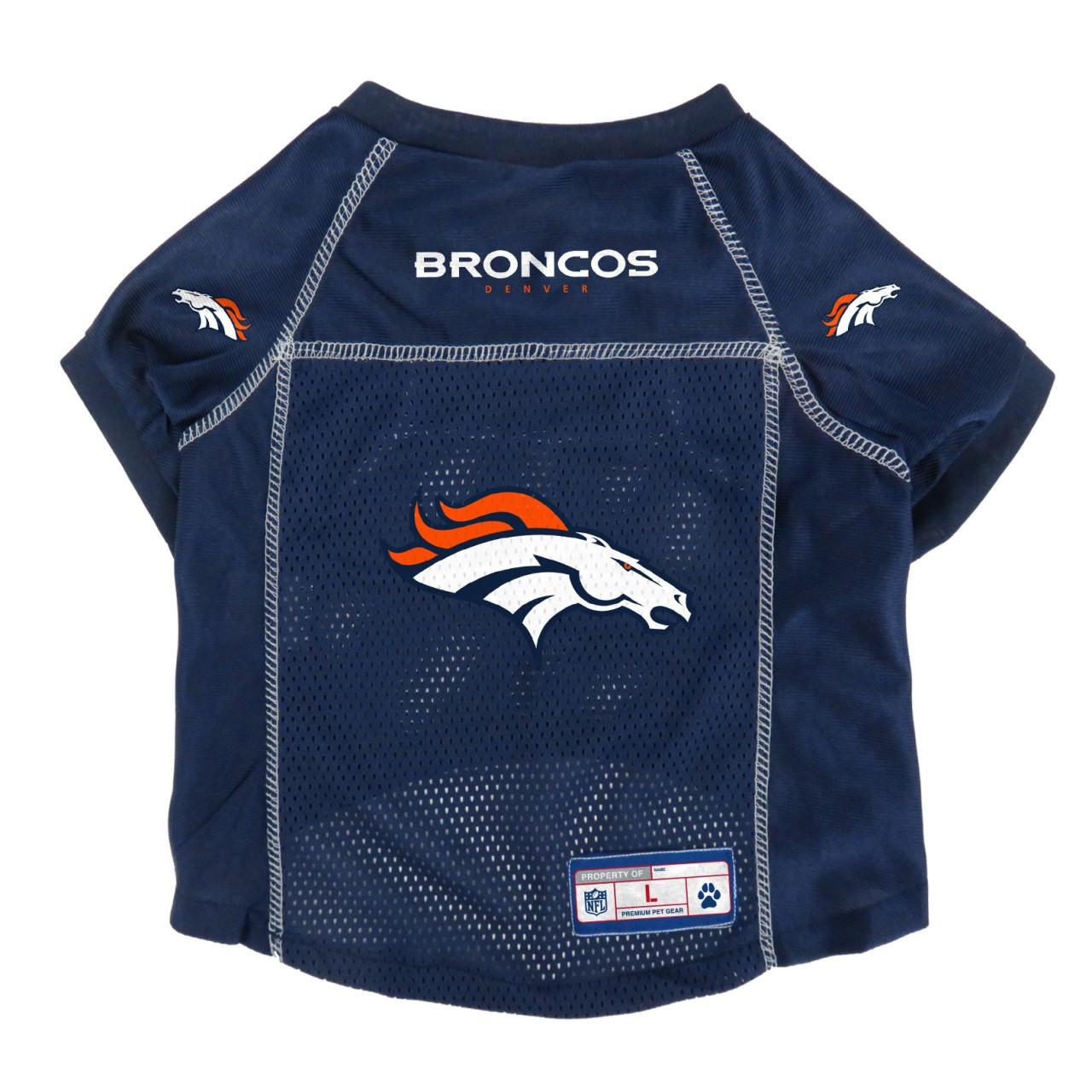 73ebf222f Denver Broncos Pet Jersey