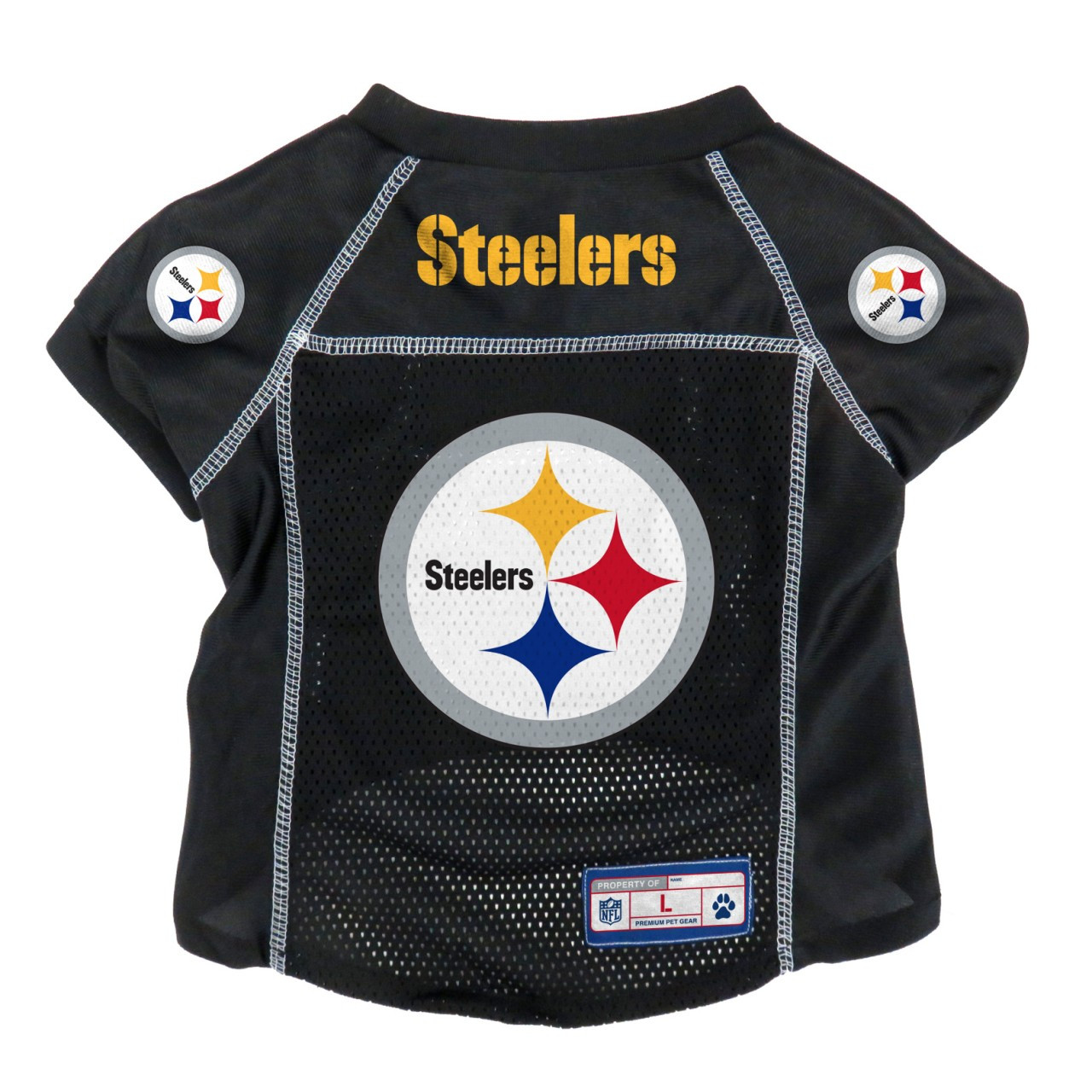 b176686f8 Pittsburgh Steelers Pet Jersey