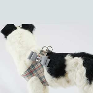 111 Step in Harness Doe Plaid Platinum Big Bow2__07578.1510782152.1280.1280?c=2 susan lanci scotty big bow ultrasuede step in harness