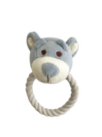 Beginnings Wally Bear Rope Toy